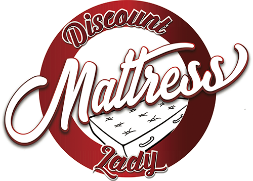 Discount Mattress Lady Logo