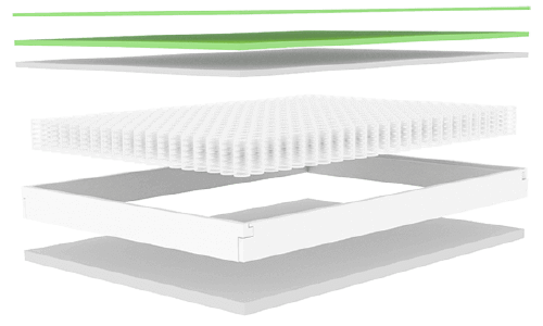 Image of Deconstructed Mlily Mattress